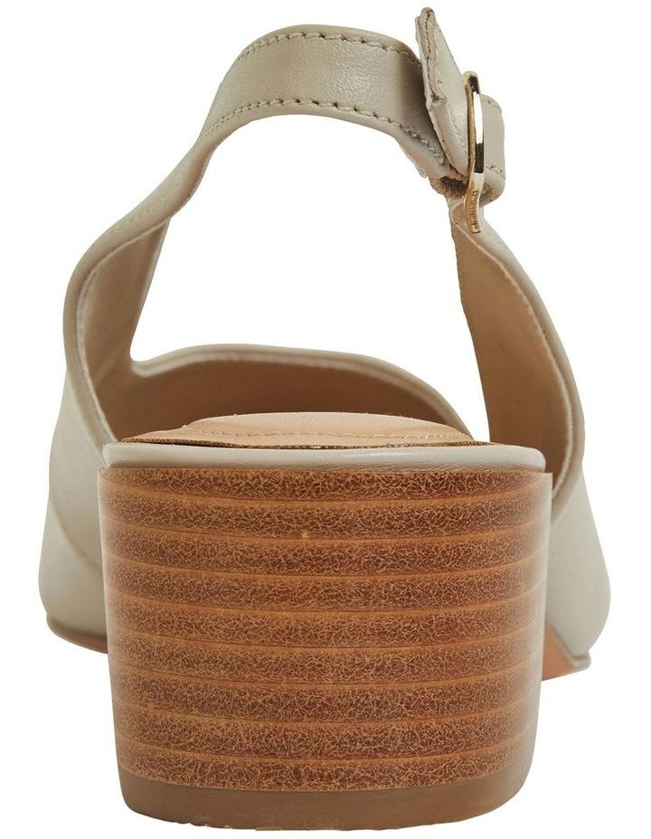 Dena Ivory Glove Heeled Shoes image 5
