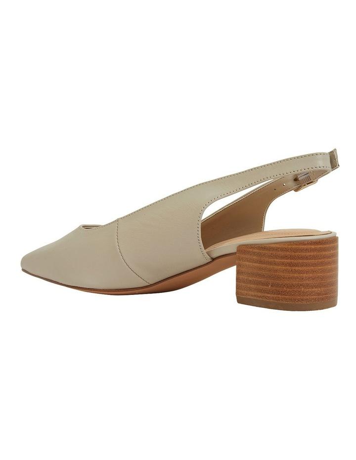 Dena Ivory Glove Heeled Shoes image 7