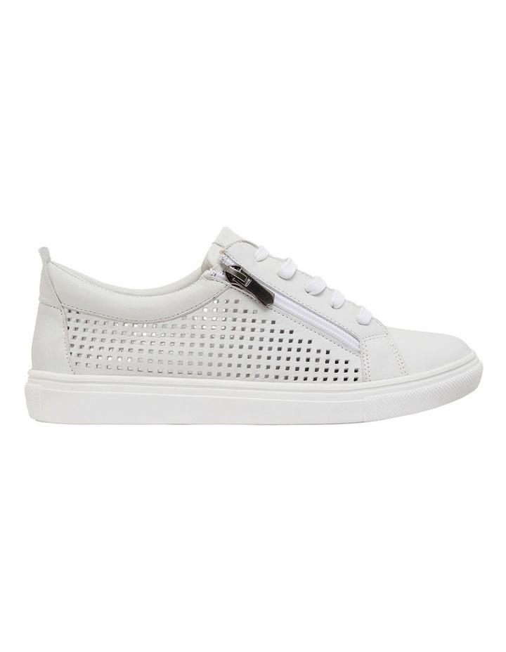 Rio White Sneakers image 1