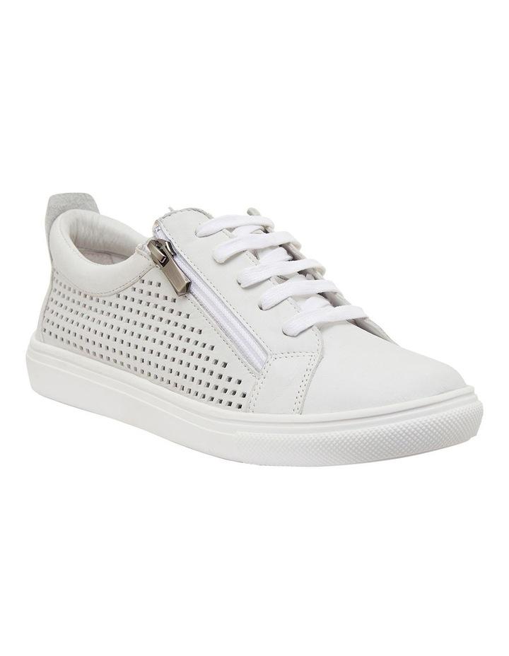 Rio White Sneakers image 2