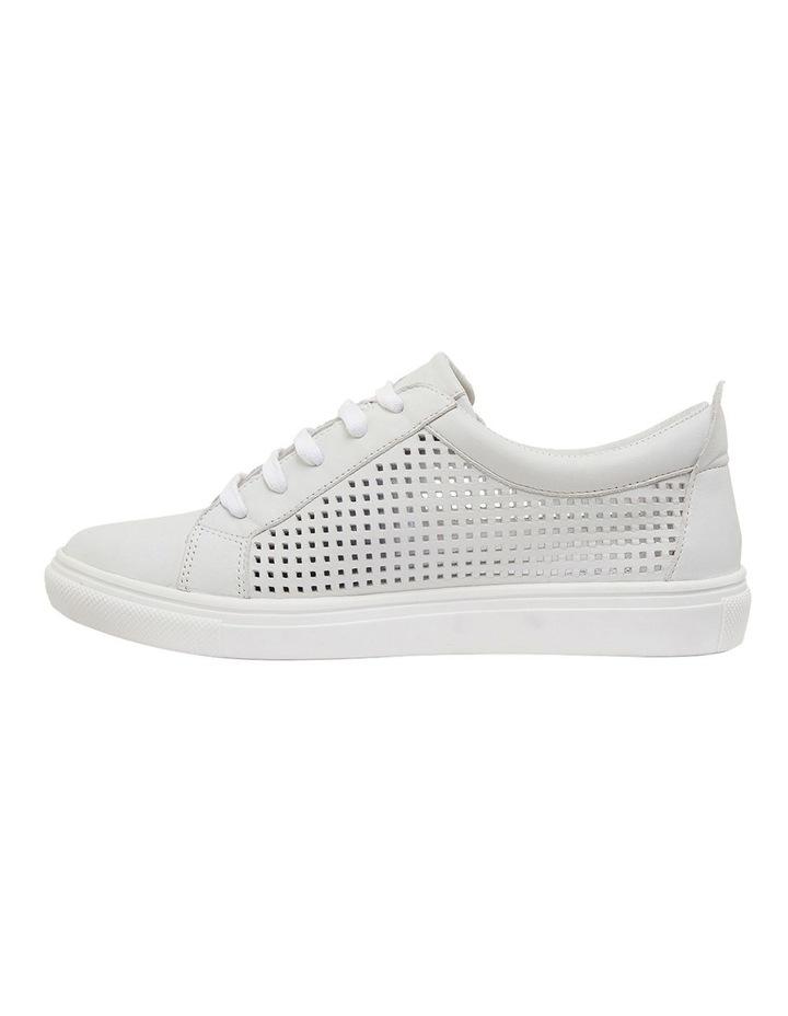 Rio White Sneakers image 3
