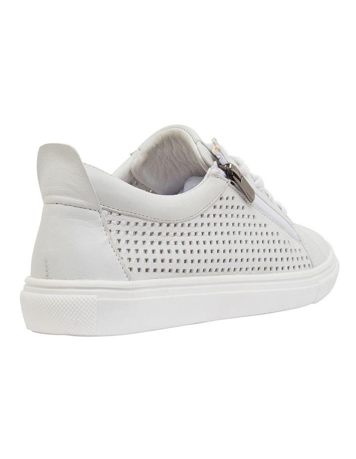 Rio White Sneakers image 4