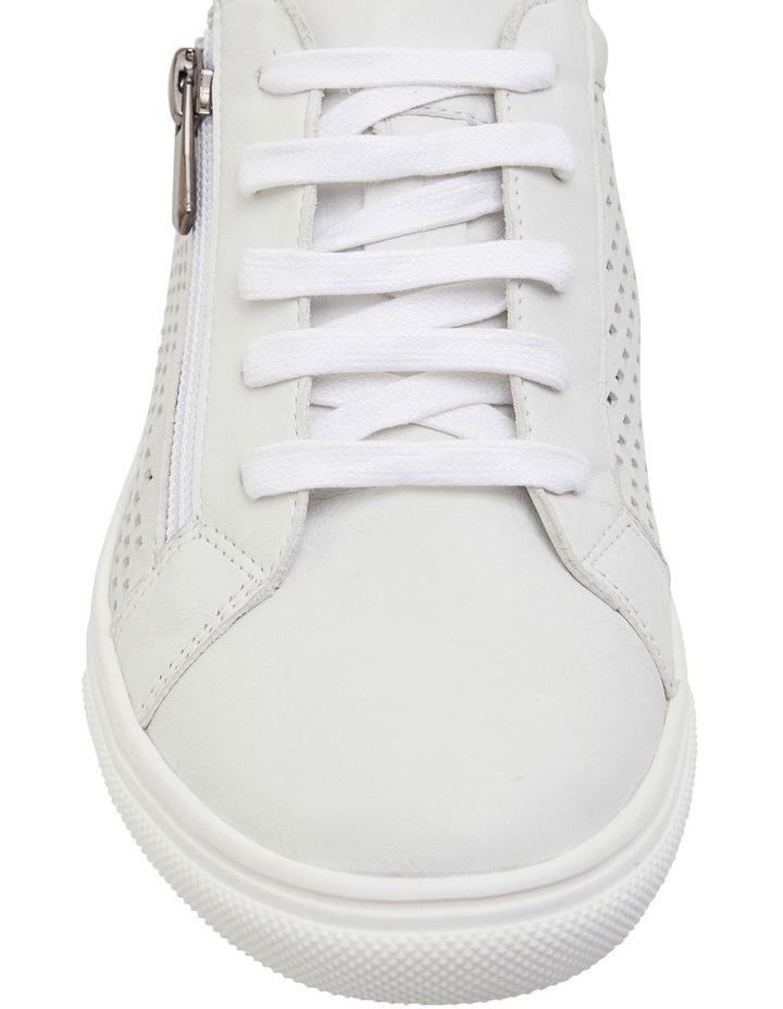 Rio White Sneakers image 5