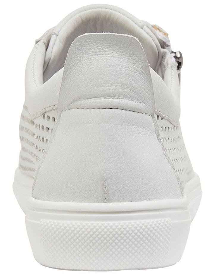 Rio White Sneakers image 7