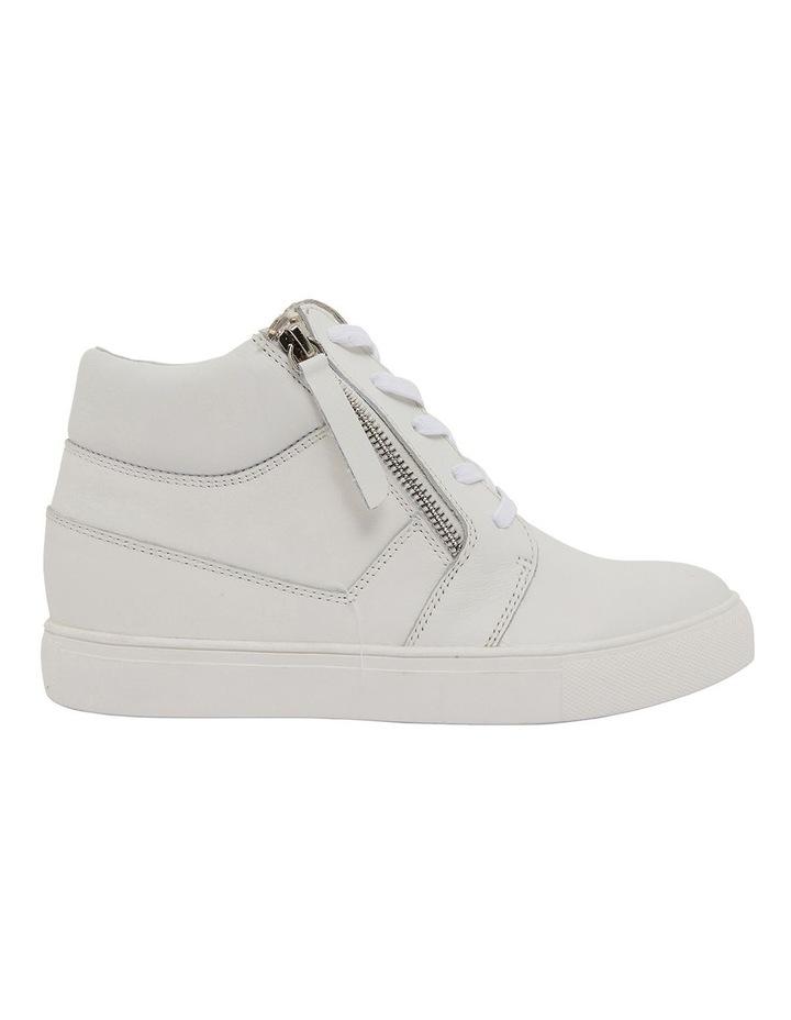 Bingo White Glove Sneakers image 1