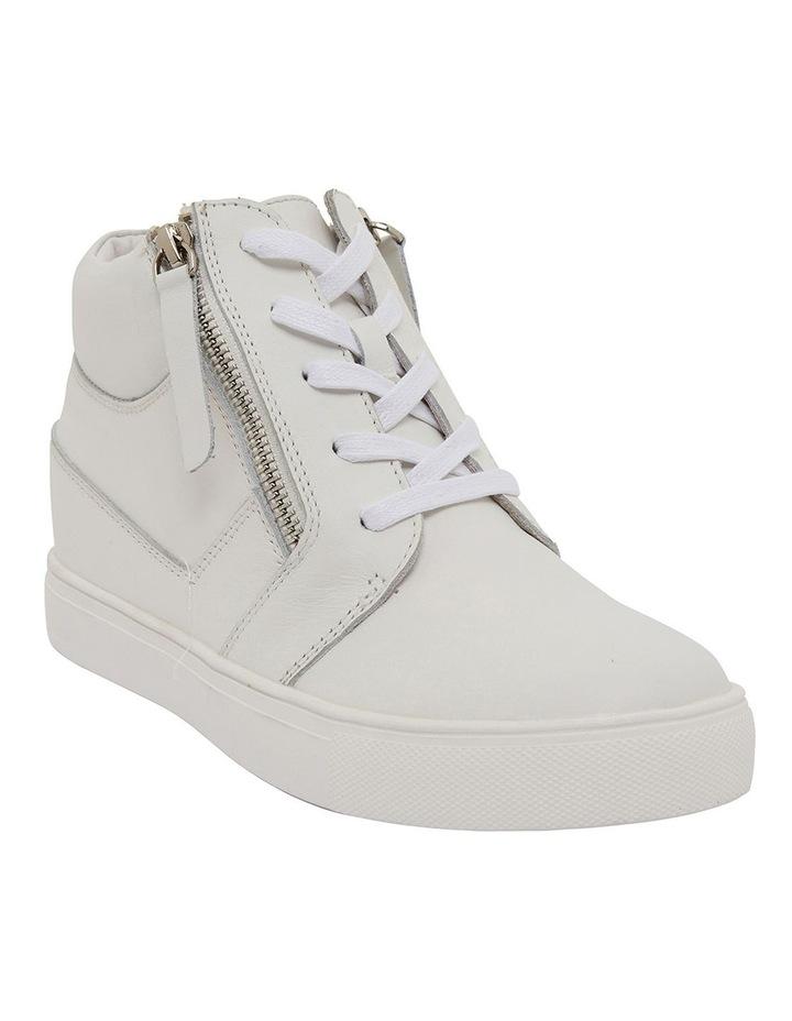 Bingo White Glove Sneakers image 2