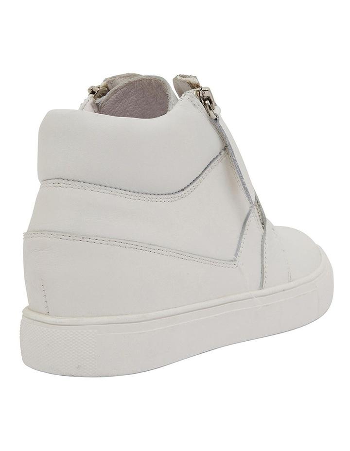 Bingo White Glove Sneakers image 4