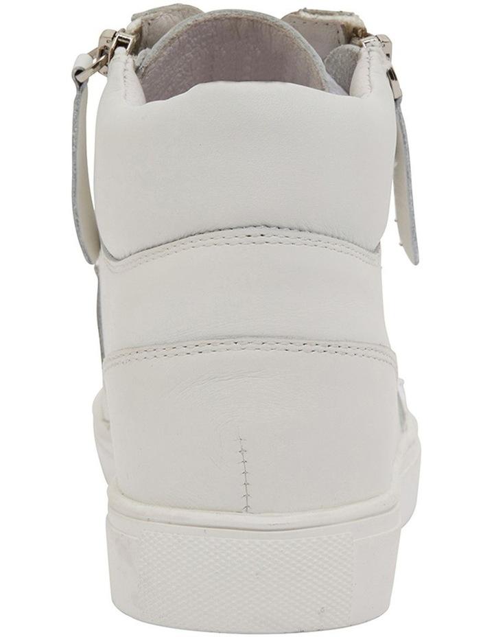 Bingo White Glove Sneakers image 5