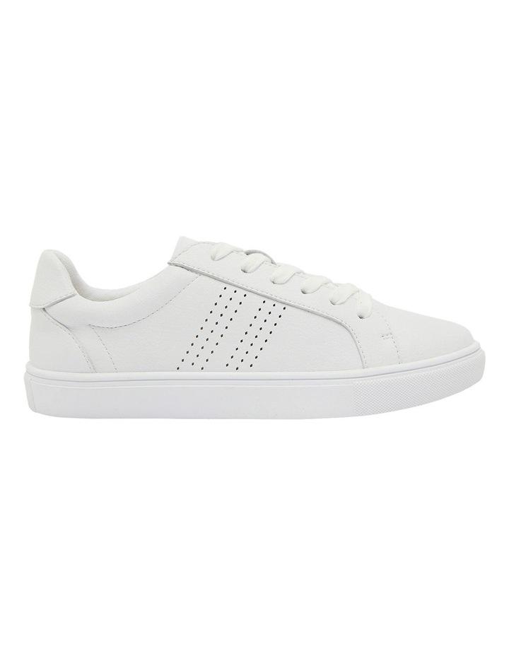 Shazam White Glove Sneakers image 1