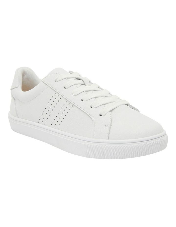 Shazam White Glove Sneakers image 2