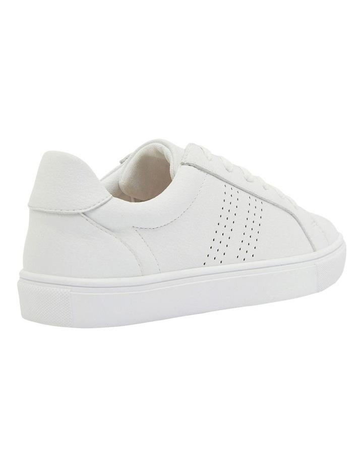Shazam White Glove Sneakers image 4