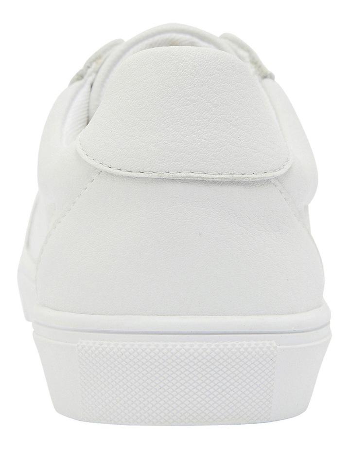 Shazam White Glove Sneakers image 5