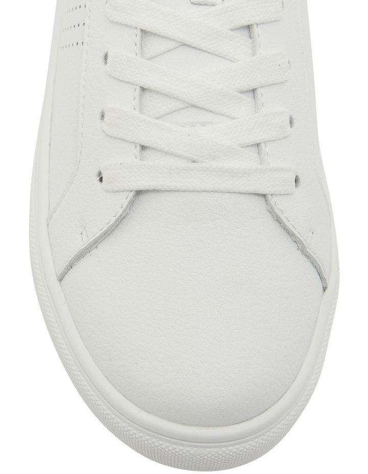 Shazam White Glove Sneakers image 6