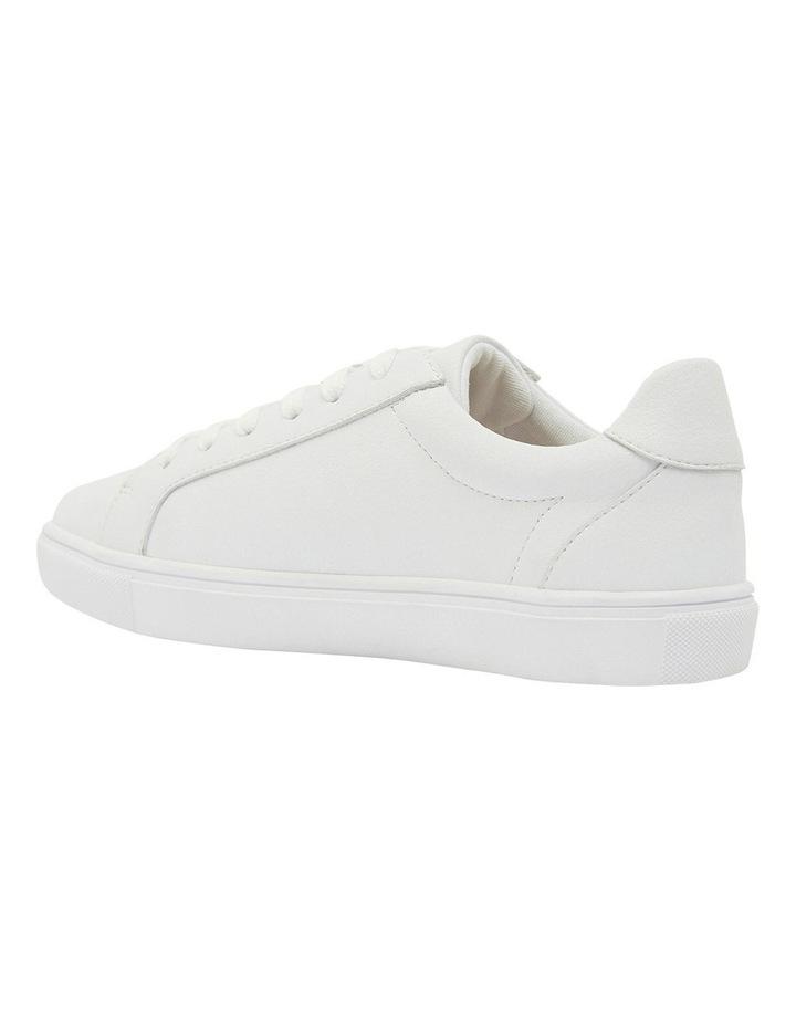 Shazam White Glove Sneakers image 7