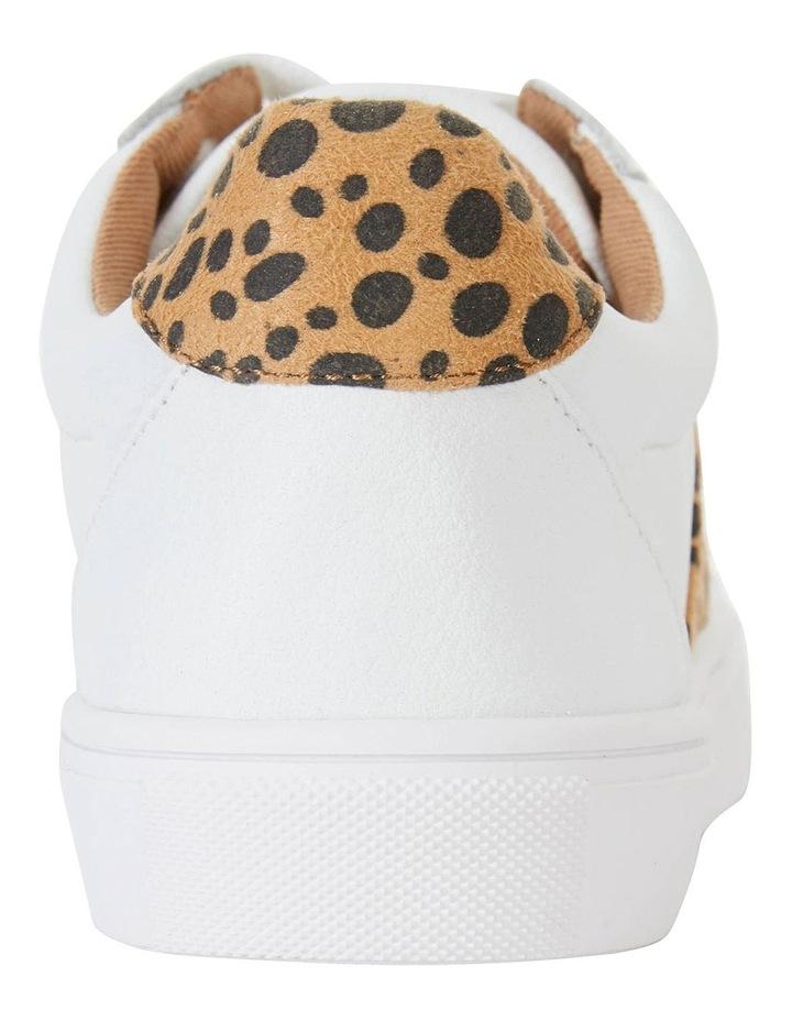Storm White/Animal Sneaker image 5