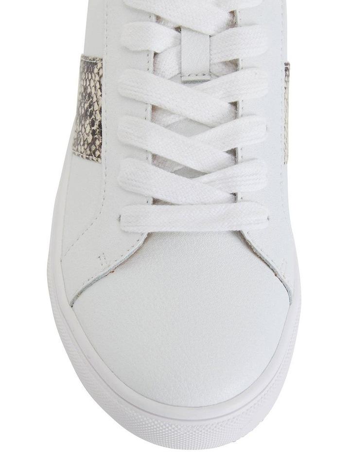 Storm White/Snake Sneaker image 7