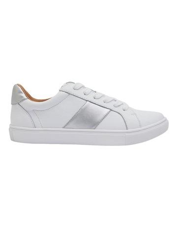 WHITE/SILVER colour