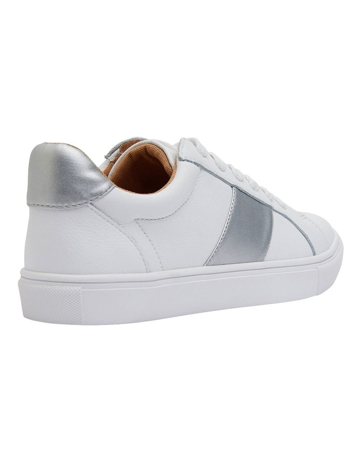 Storm White/Silver Sneaker image 4