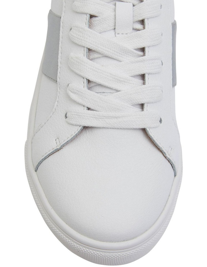 Storm White/Silver Sneaker image 5