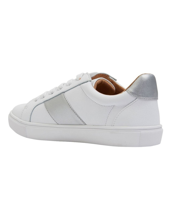 Storm White/Silver Sneaker image 6