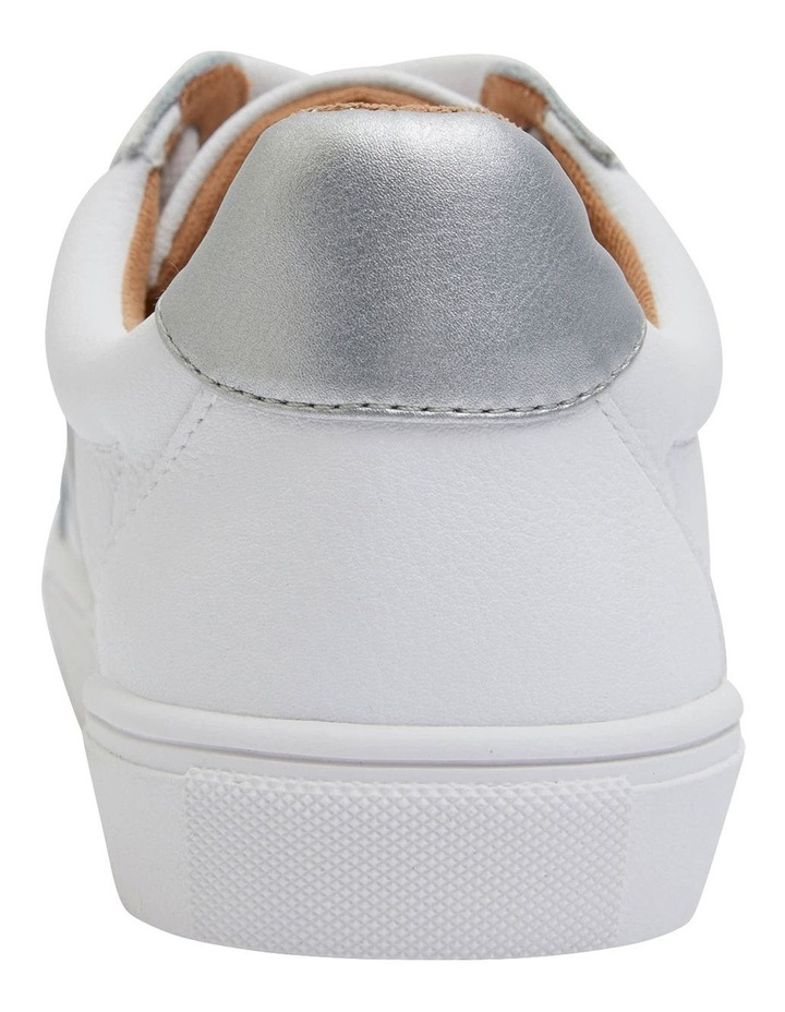Storm White/Silver Sneaker image 7
