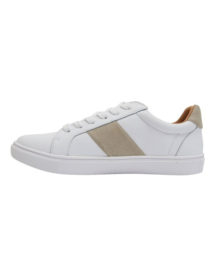 Storm White/Taupe Suede Sneaker image 3