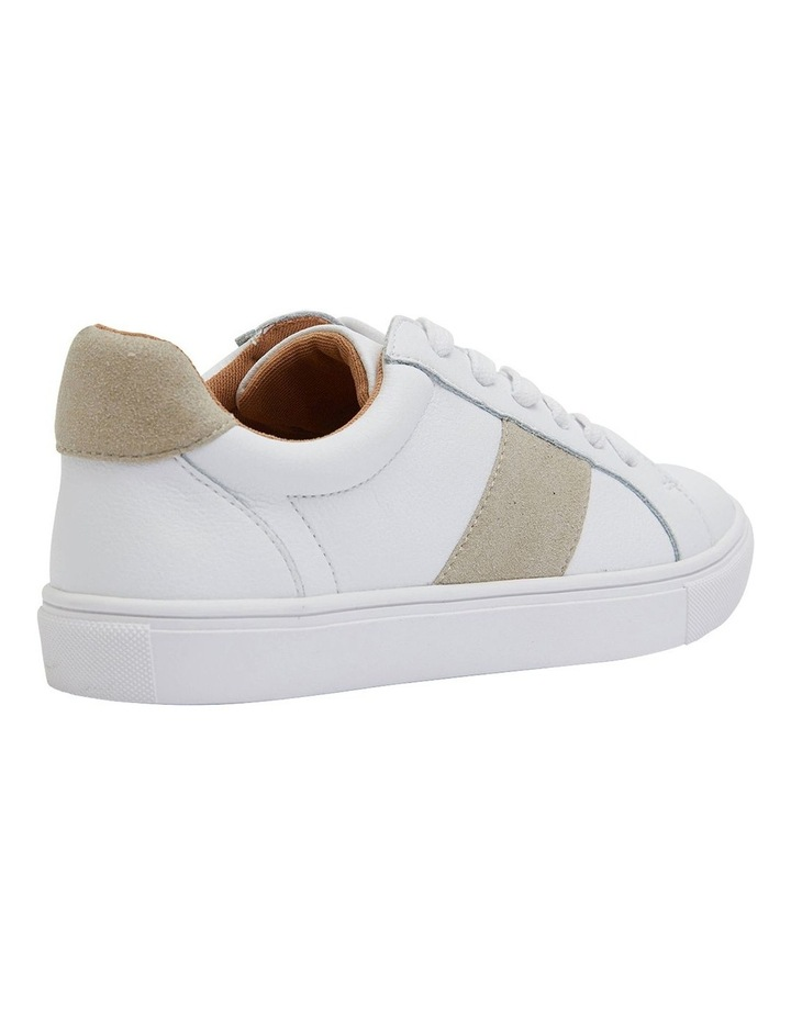Storm White/Taupe Suede Sneaker image 4