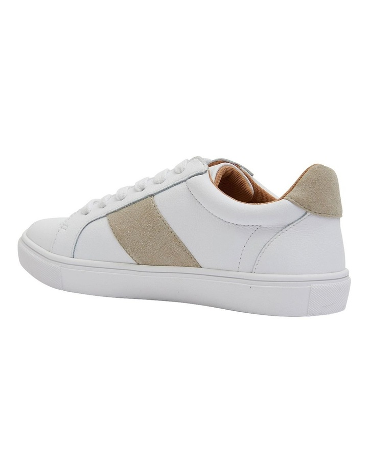 Storm White/Taupe Suede Sneaker image 7