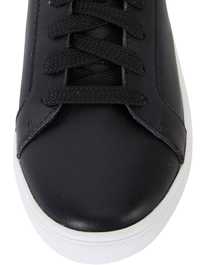 Serena Black Glove Sneaker image 4