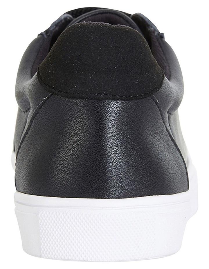 Serena Black Glove Sneaker image 6