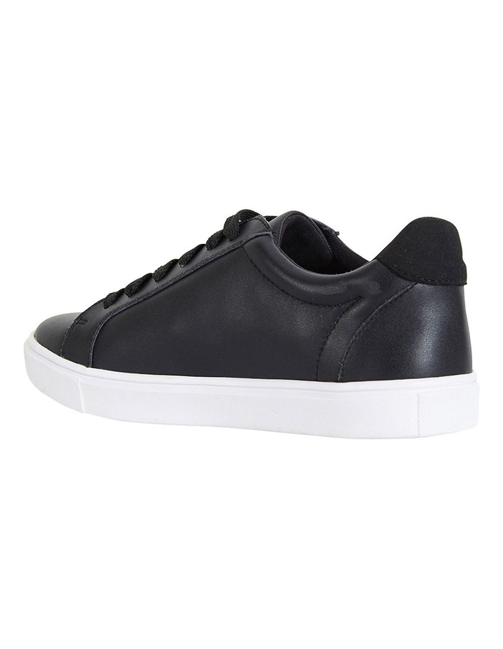 Serena Black Glove Sneaker image 7