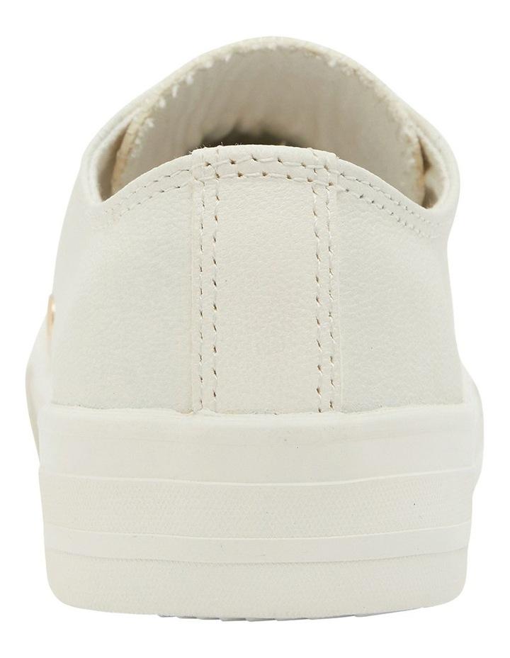 Sheldon White Glove Sneaker image 5