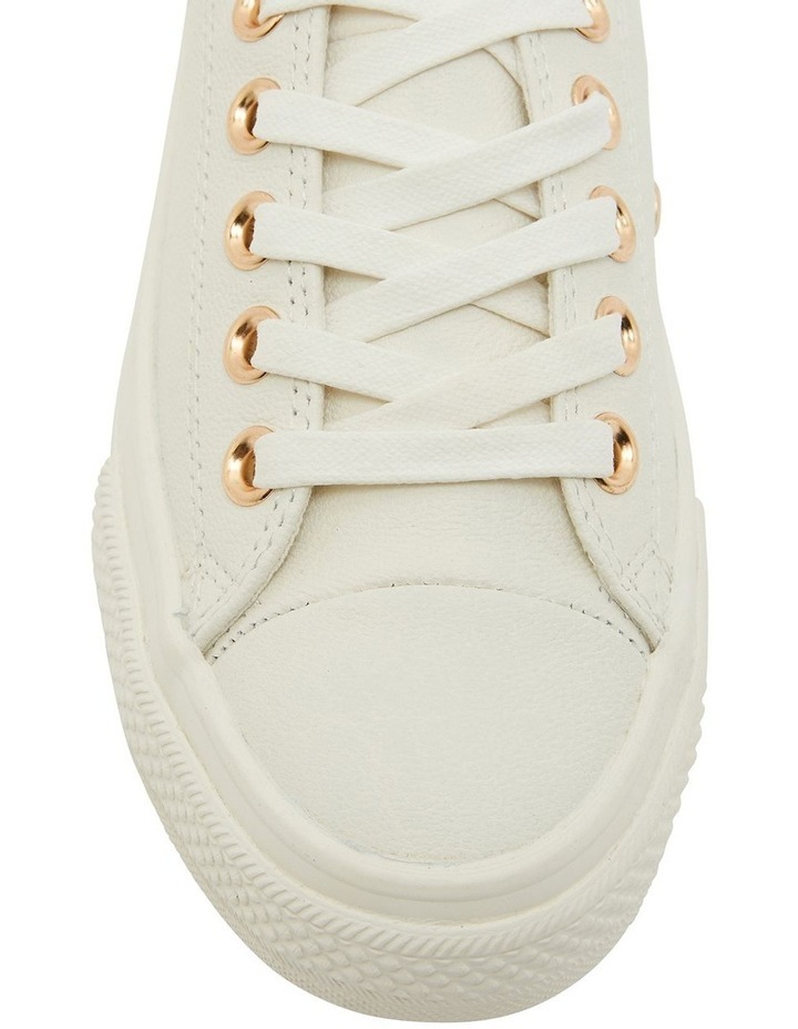 Sheldon White Glove Sneaker image 6