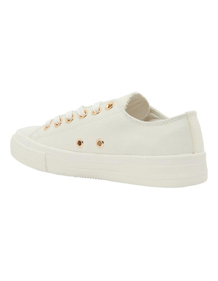 Sheldon White Glove Sneaker image 7