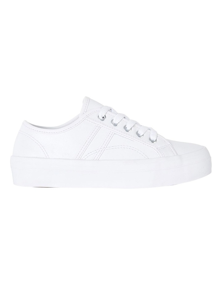 Slater White Glove Sneakers image 1