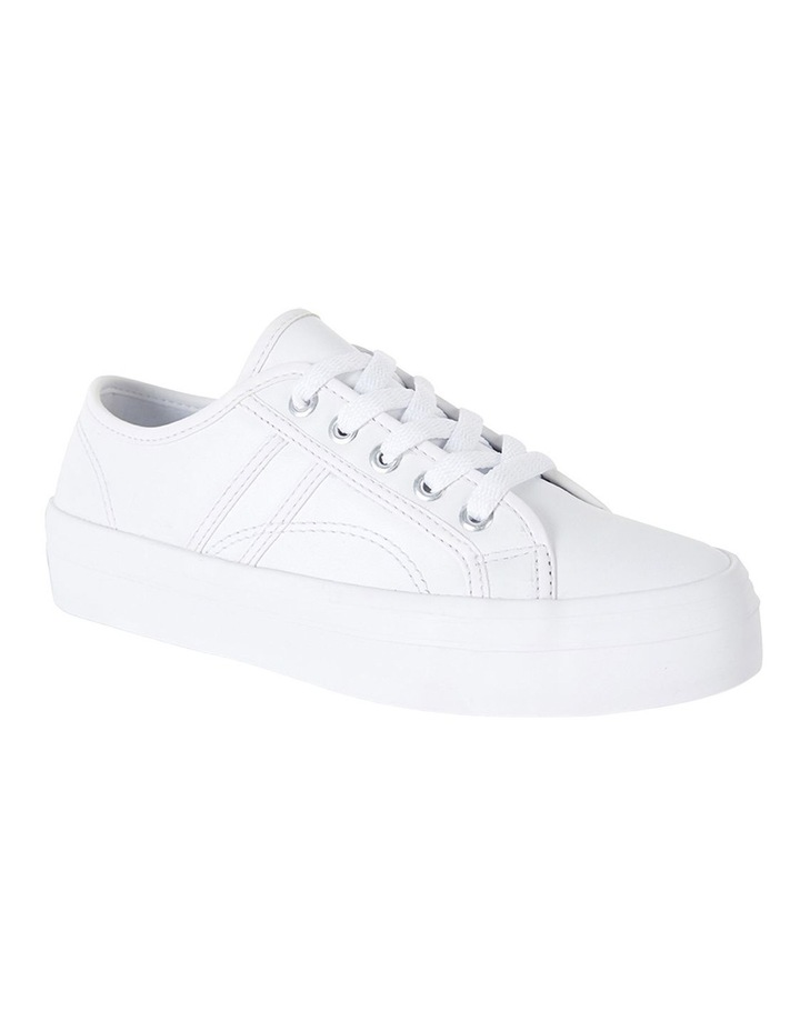 Slater White Glove Sneakers image 2