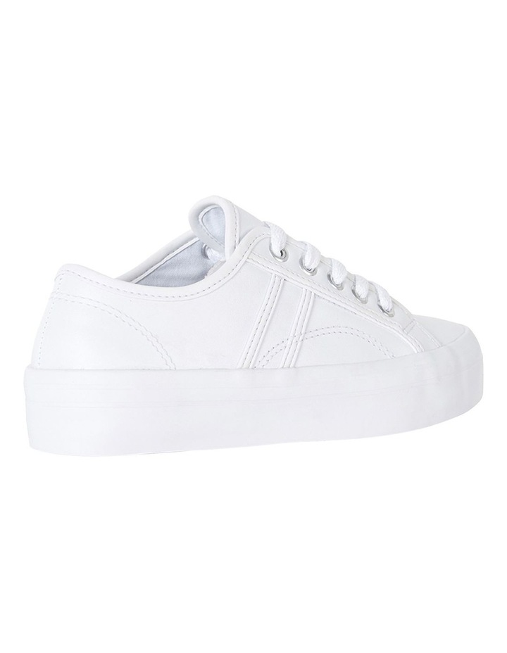 Slater White Glove Sneakers image 3