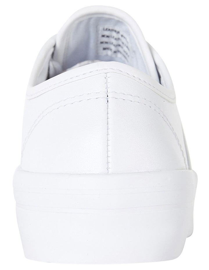 Slater White Glove Sneakers image 4