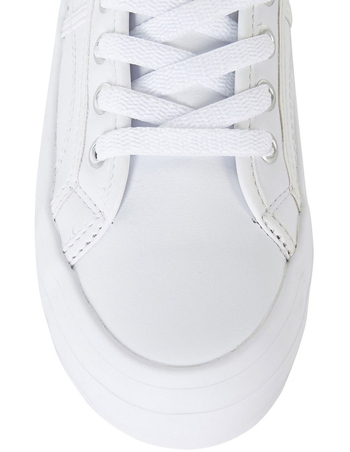 Slater White Glove Sneakers image 5