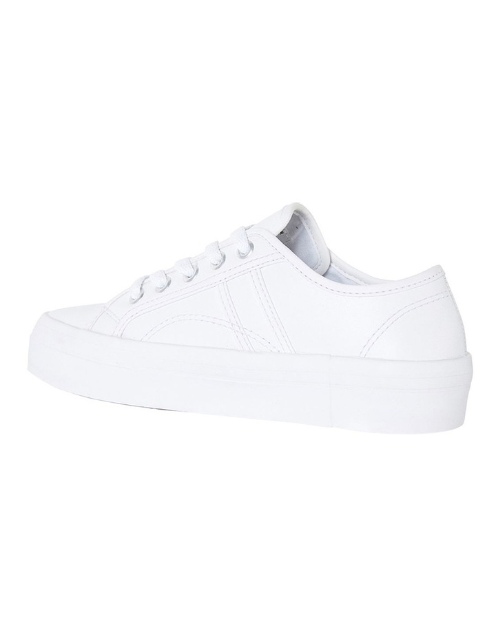 Slater White Glove Sneakers image 6