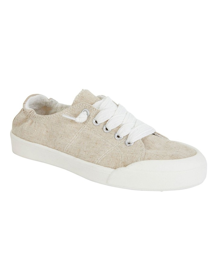 Switch Natural Canvas Sneakers image 1