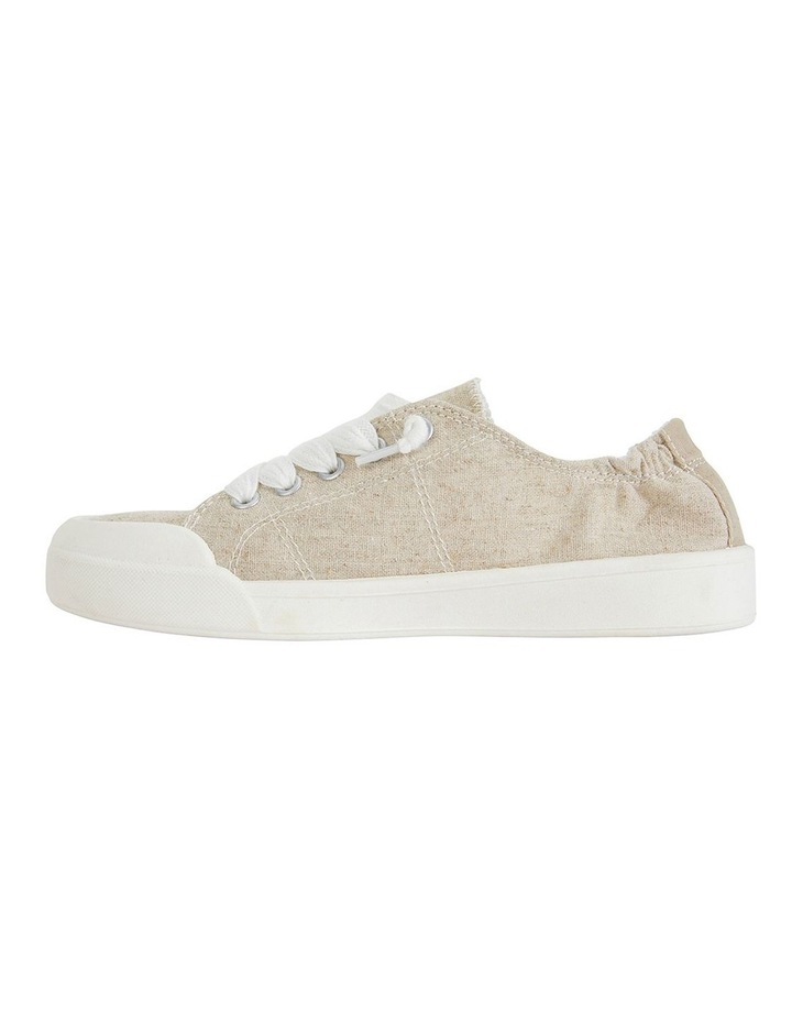 Switch Natural Canvas Sneakers image 2