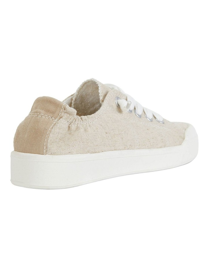 Switch Natural Canvas Sneakers image 3