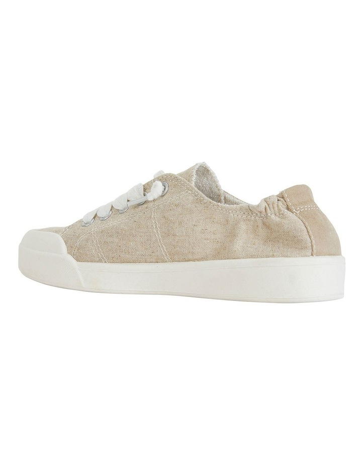 Switch Natural Canvas Sneakers image 4
