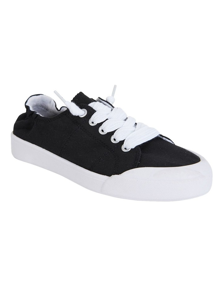 Switch Black Canvas Sneakers image 2