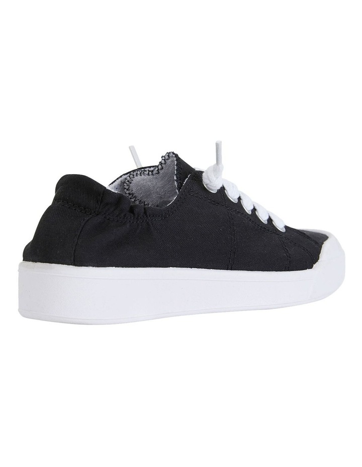 Switch Black Canvas Sneakers image 3