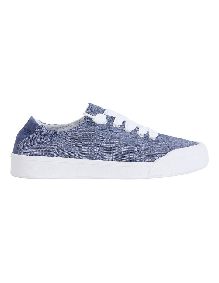 Switch Denim Canvas Sneakers image 1