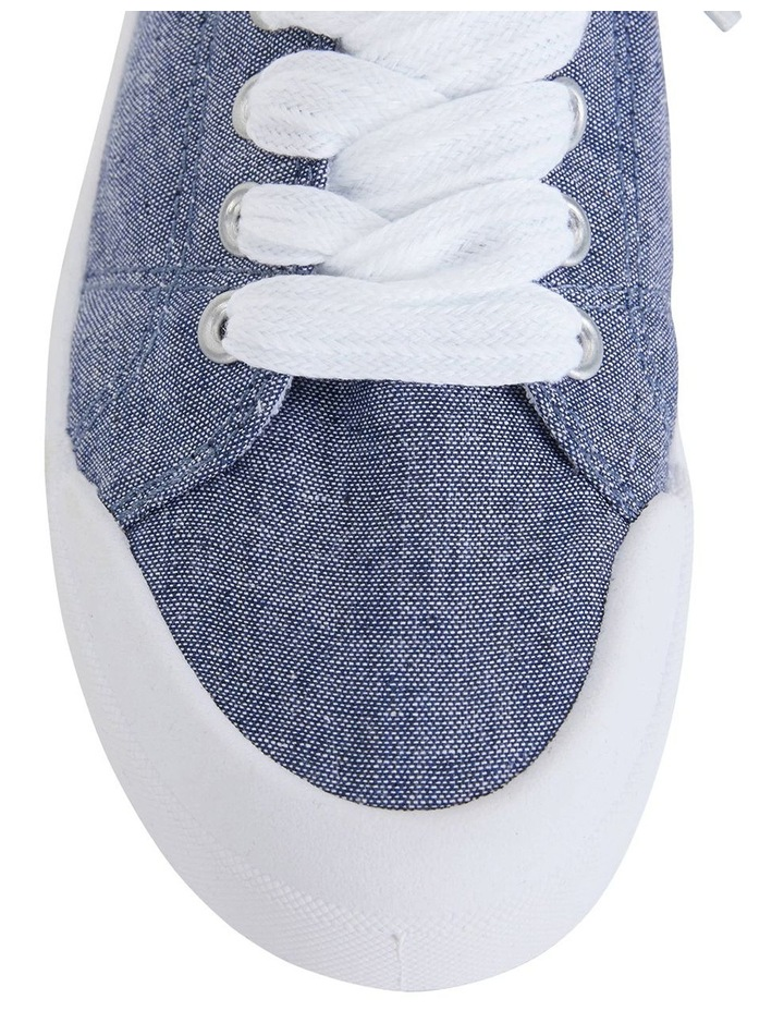 Switch Denim Canvas Sneakers image 4