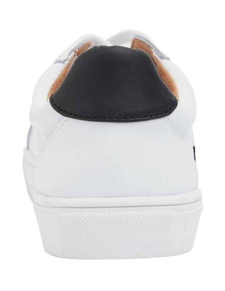 Saxon White Glove/Black Sneakers image 3