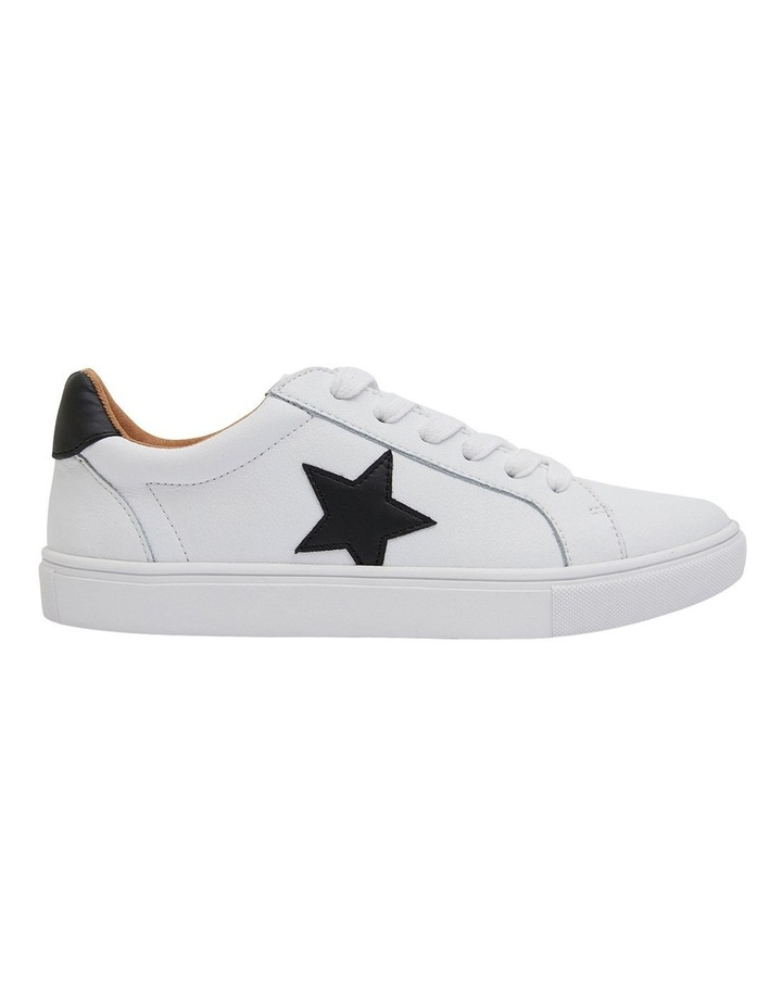 Stark White /Black Sneakers image 1